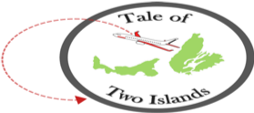 A Tale of Two Islands logo